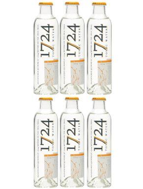 1724 Premium Tonic Water 20cl x 6 bottles