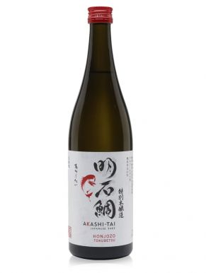 Akashi-Tai Brewery Tokubetsu Honjozo Sake 72cl
