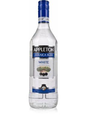 Appleton Estate's Jamaican White Rum 70cl