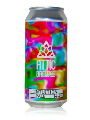Attic Brew Intuition Pale Ale 440ml