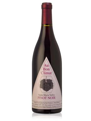 Au Bon Climat Santa Maria Valley Pinot Noir Red Wine 2018 75cl