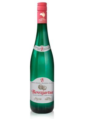 Bereziartua Euskal Sagardoa Sidra Natural Dry Cider 75cl