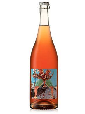 Botanica Flower Girl Pet Nat Rosé Sparkling Wine 75cl