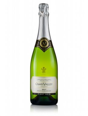 Camel Valley Pinot Noir Brut Sparkling Wine 2014 Cornwall 75cl