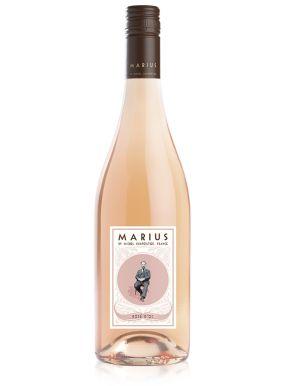 M. Chapoutier Marius D Oc Rose 2014 Wine 75cl