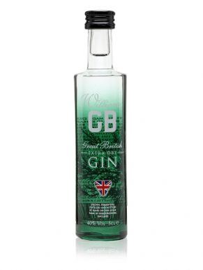 Chase Williams GB Gin Miniature 5cl
