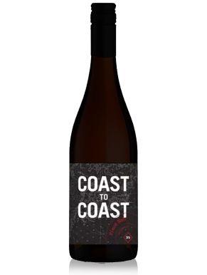 Coast to Coast Pinot Noir Marlborough Red Wine 75cl