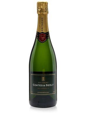 Coates & Seely Brut Reserve English Sparkling Wine NV 75cl