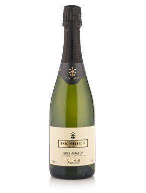 Denbies Greenfields Cuvee English Sparkling Wine NV 75cl