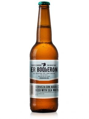 ER Boqueron Cerveza 330ml