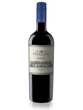 Errazuriz Estate Merlot 2010 Red Wine Chile