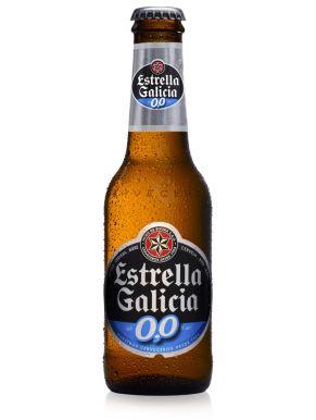 Estrella Galicia 0.0% 330ml