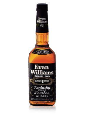 Evan Williams Extra Aged Bourbon 70cl