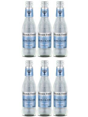 Fever Tree Lemonade 20cl x 6 Bottles