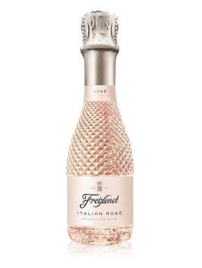 Freixenet Italian Sparkling Rosé Cut Glass Bottle 20cl