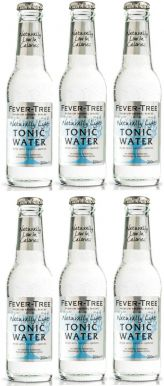 Fever-Tree Naturally Light Tonic Water 20cl x 6 bottles