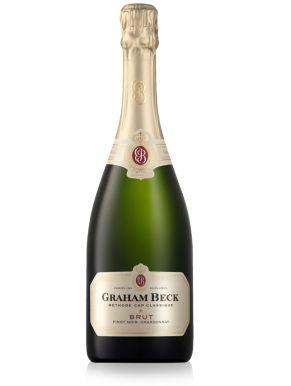 Graham Beck Méthode Cap Classique Brut Sparkling Wine 75cl