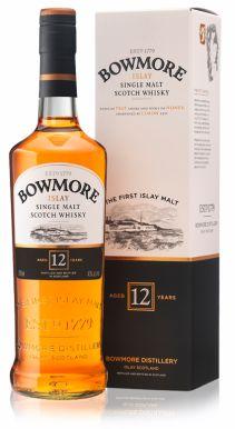 Bowmore 12 year old Islay Single Malt Scotch Whisky 70cl