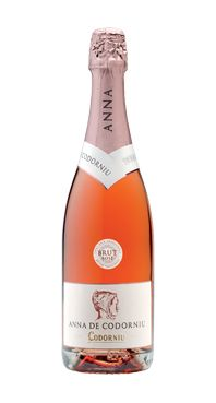 Anna de Codorniu Rose Brut Cava Sparkling Wine Spain 75cl