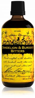 Dr. Adam Elmegirab's Dandelion & Burdock Bitters 10cl