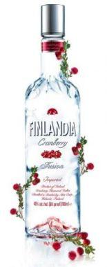 Finlandia Cranberry Fusion Vodka 70cl
