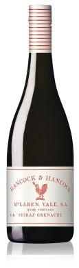 Hancock & Hancock Shiraz Grenache Red Wine Australia 2014 75cl