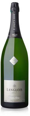Langlois Chateau Cremant De Loire Brut Sparkling wine Jeroboam 300cl