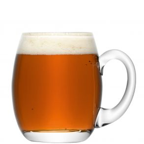 LSA Bar Collection Beer Tankard - 500ml