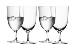 LSA Wine Collection Water Glasses - 400ml (Set of 4)