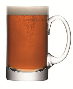 LSA Bar Collection Beer Tankard - 750ml