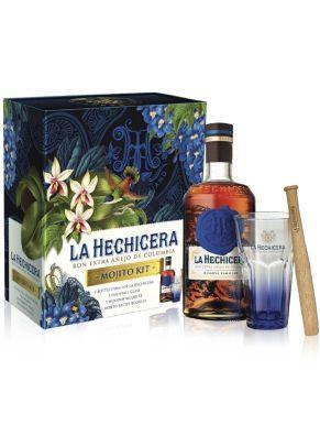 La Hechicera Rum Mojito Kit 70cl