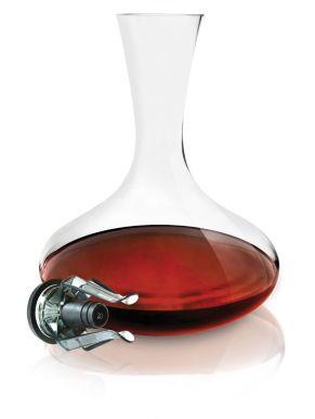 Le Creuset Vitesse Aerating Wine Fountain Decanter WA142