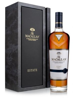 Macallan Estate Oak Speyside Single Malt Scotch Whisky 70cl