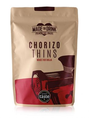Made For Drink Chorizo Thins 23g