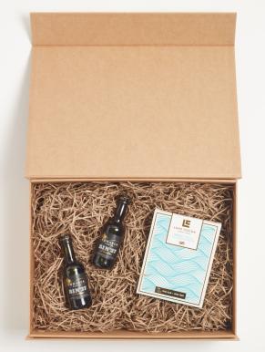 TDE Fonseca Port & Love Cocoa Maldon Chocolate Gift Set