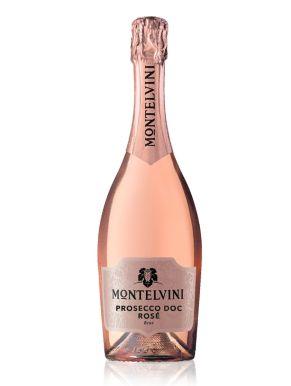 Montelvini Prosecco Rosé 2019 Vintage 75cl
