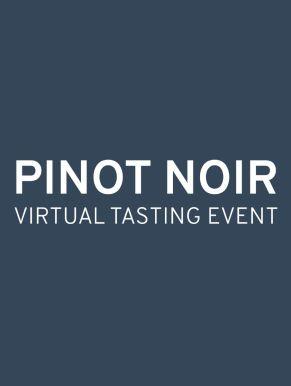 Pinot Noir Virtual Tasting Event Ticket - September 29th