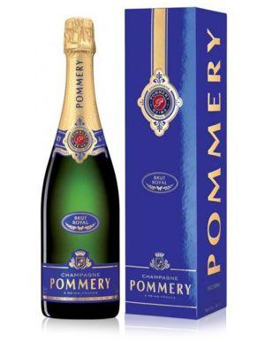 Pommery Brut Royal Champagne NV Gift Box 75cl