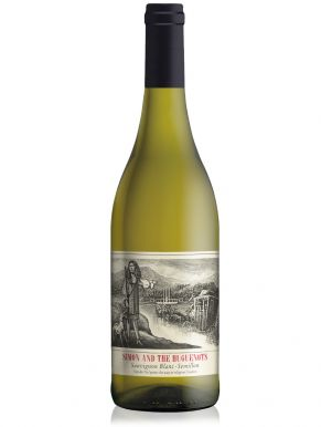 Vasco & the Explorers Alvarinho White Wine South Africa 75cl