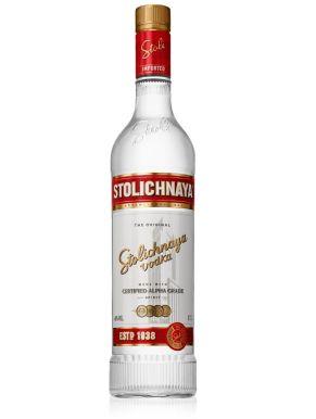 Stolichnaya Imported Russian Vodka 70cl