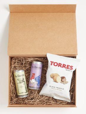 TDE The Liberator Chenin & Syrah Cans Wine Gift Set