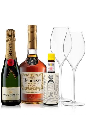 Classic Champagne Cocktail Kit