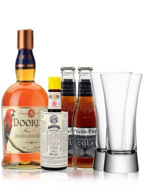 Cuba Libre Cocktail Kit