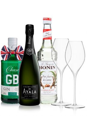 French 75 Cocktail Kit