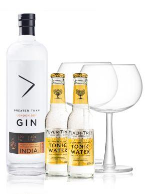 Gin & Tonic Cocktail Kit