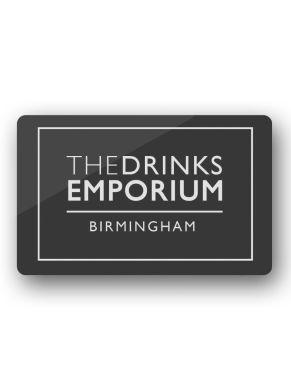 £50 enomatic Wine Tasting Card - The Drinks Emporium
