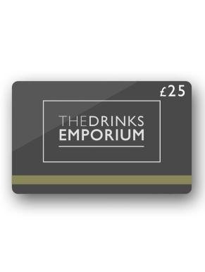 The Drinks Emporium eGift Card £25