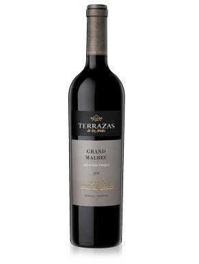 Terrazas de los Andes Grand Malbec 2017 Red Wine 75cl