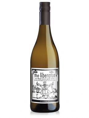 The Liberator Episode 27 Stellenbosch Blanc Wine 75cl