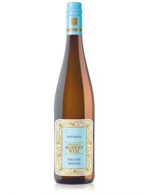 Robert Weil Rheingau Riesling Trocken White Wine 2018 75cl